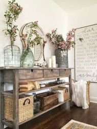 65 Wonderful DIY Rustic Home Decor Ideas (33)