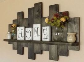 65 Wonderful DIY Rustic Home Decor Ideas (46)