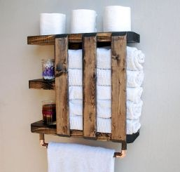 65 Wonderful DIY Rustic Home Decor Ideas (8)