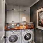75 Awesome Laundry Room Storage Decor Ideas (19)