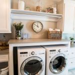 75 Awesome Laundry Room Storage Decor Ideas (20)