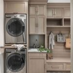75 Awesome Laundry Room Storage Decor Ideas (31)