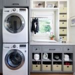 75 Awesome Laundry Room Storage Decor Ideas (63)