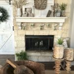 37 Beautiful Easter Fireplace Mantle Ideas (15)
