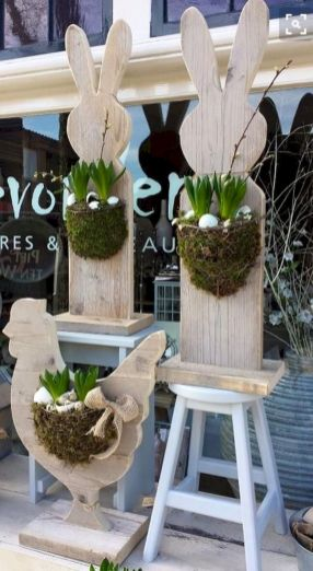 42 Stunning Easter Decorations Ideas (14)