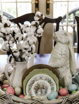 42 Stunning Easter Decorations Ideas (41)