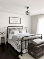 57 Stunning Modern Farmhouse Bedroom Design Ideas and Decor (108)