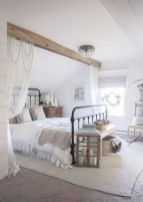 57 Stunning Modern Farmhouse Bedroom Design Ideas and Decor (80)