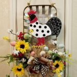 62 Best Spring Wreaths Front Door Ideas (30)