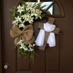 62 Best Spring Wreaths Front Door Ideas (38)