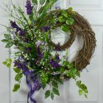 62 Best Spring Wreaths Front Door Ideas (45)