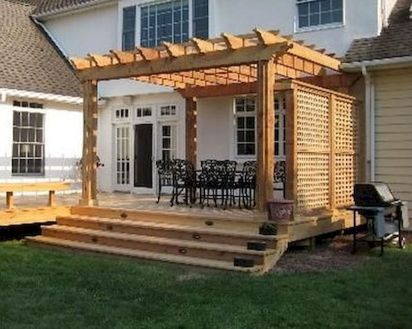 Covered Deck And Pergola Roof Design Ideas Googodecor