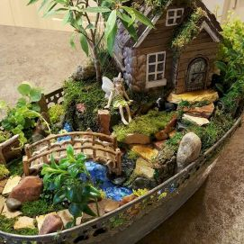 Fairy Garden Design Ideas For Summer (39)