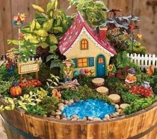 Fairy Garden Design Ideas For Summer (53)