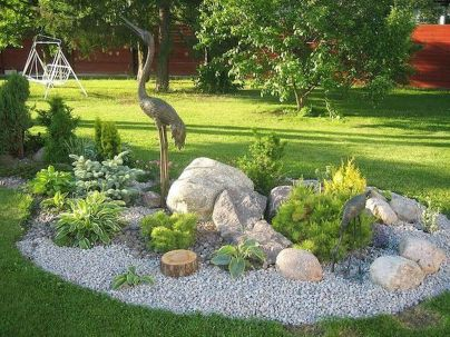 Low Maintenance Garden Design Pictures