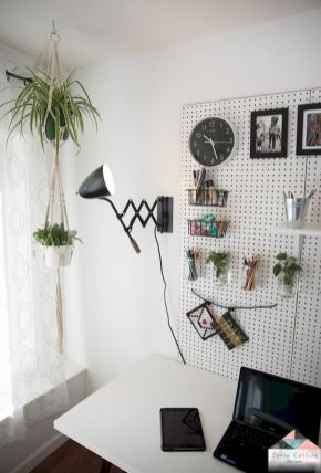 Indoor Garden Office and Office Plants Design Ideas For Summer (24)