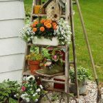 Ladder In The Garden Design Ideas and Remodel (14)