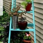 Ladder In The Garden Design Ideas and Remodel (23)