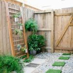 Ladder In The Garden Design Ideas and Remodel (38)