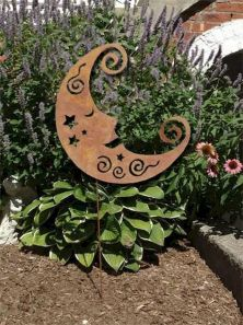 Metal Garden Art Design Ideas For Summer (20)