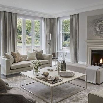 49 Elegant Living Room Decor Ideas (20)