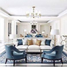 49 Elegant Living Room Decor Ideas (6)