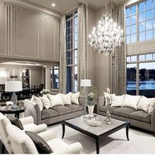 53 Excellent Formal Living Room Decor Ideas (41)