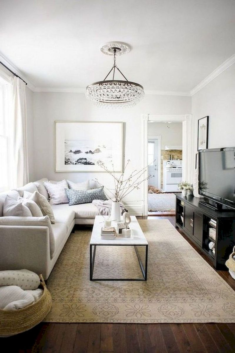 57 Cozy Living Room Apartment Decor Ideas (43)