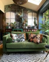73 Eclectic Living Room Decor Ideas (50)