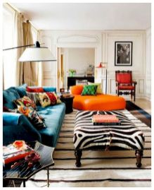 73 Eclectic Living Room Decor Ideas (73)