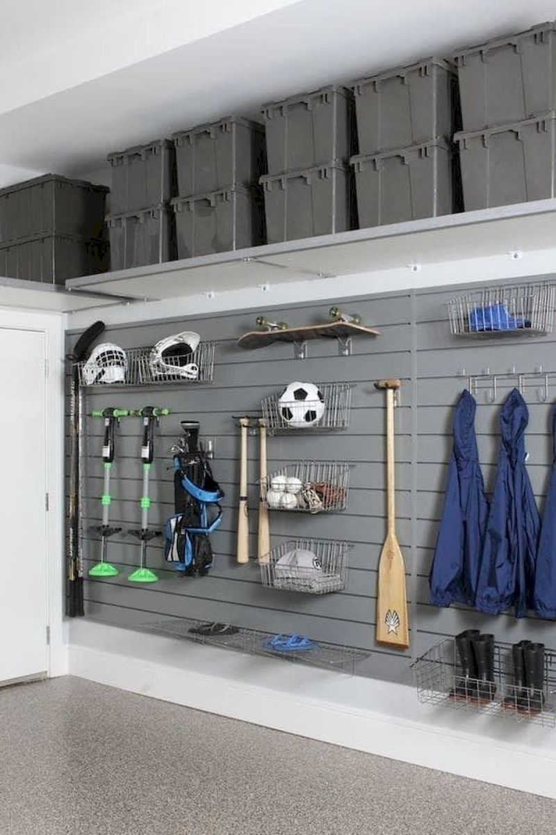 20 Best Garage Storage Ideas (13)