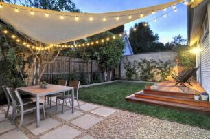 30 Best Small Backyard Patio Ideas (17)
