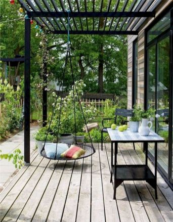 30 Best Small Backyard Patio Ideas (30)