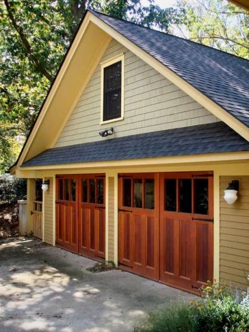 40 Best Garage Doors Ideas (23)