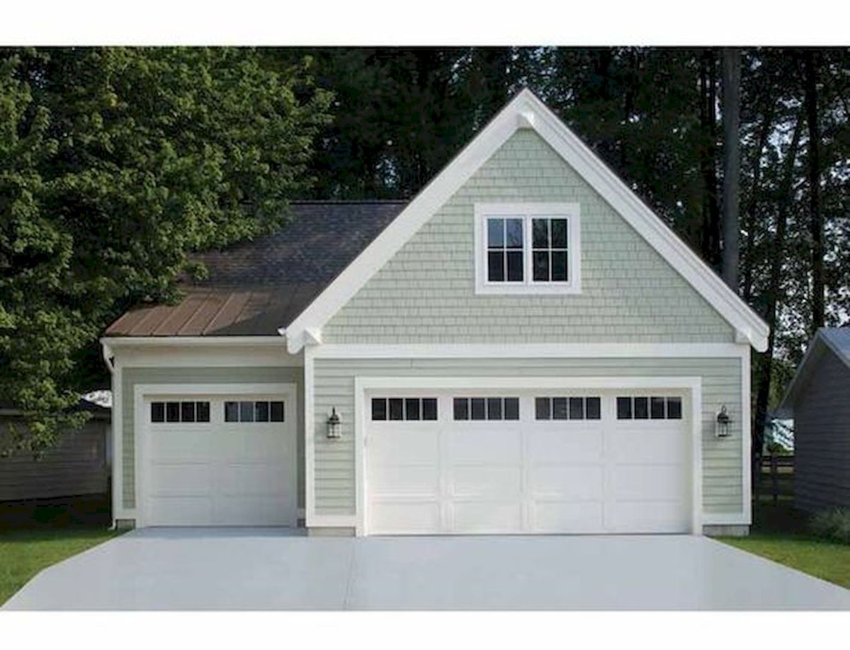40 Best Garage Doors Ideas (5)