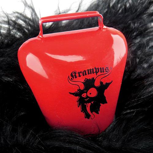 Krampus Alpine Cowbell