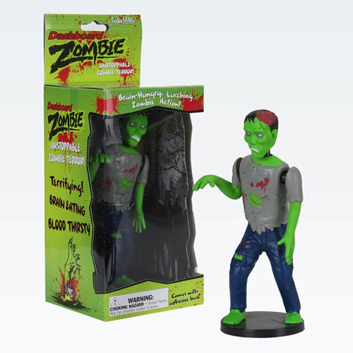 Dashboard Zombie