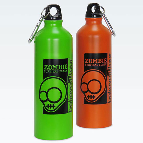 Zombie Survival Flask