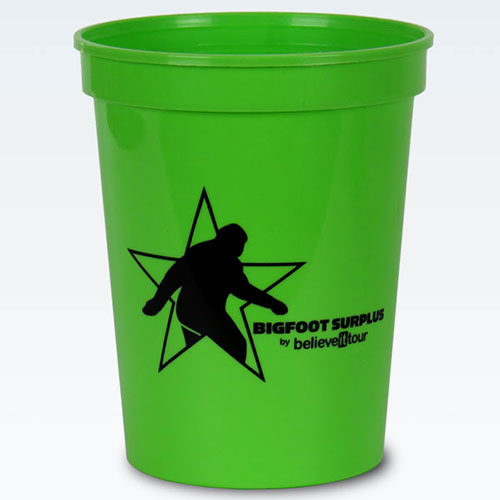 bigfoot cup