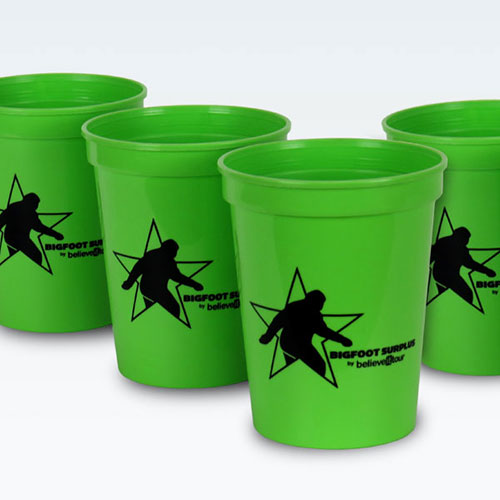 bigfoot cups