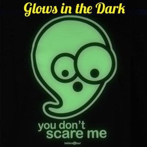 Glow in the dark Ghost