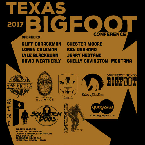 Texas Bigfoot Conference 2017