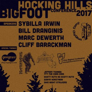 Hocking Hills Bigfoot Conference 2017