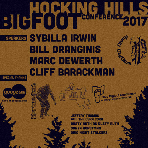 Hocking Hills Bigfoot Conference 2017