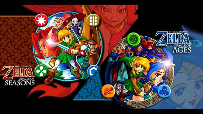 A look back at The Legend of Zelda: Oracle of Ages and Oracle of Seasons