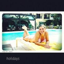 7. holidays