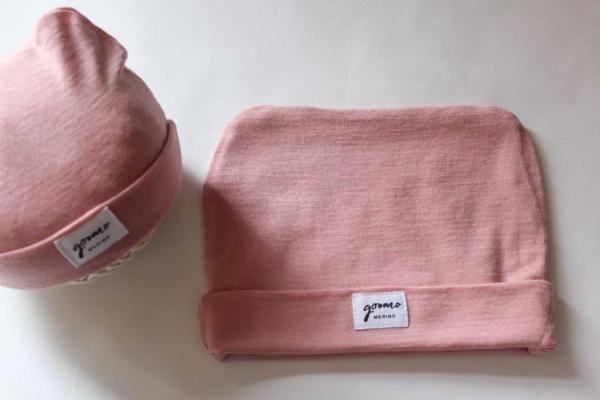 goomo.shop_toddler beanie pink
