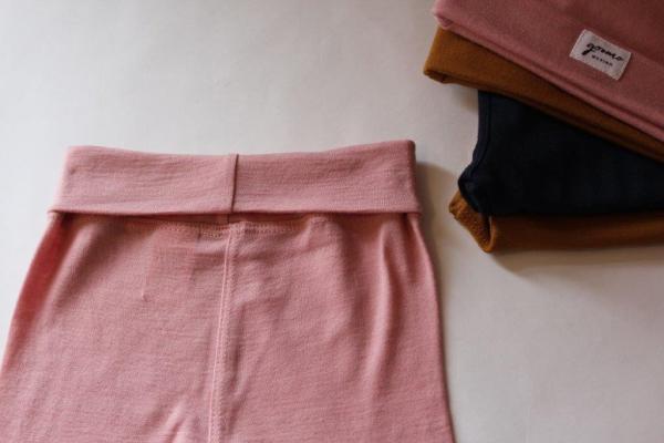 Leggings toddler pink