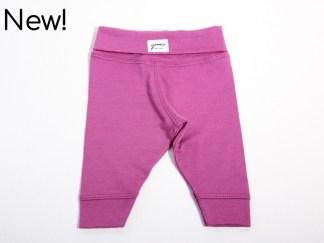 goomo.shop_baby leggings Merino cerise