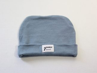 goomo.shop_merino beanie powder blue